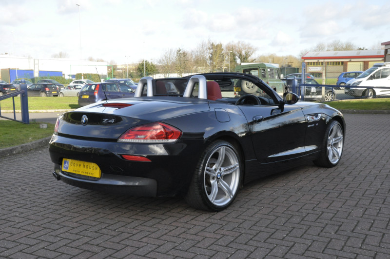 Bmw Z4 2 0 Sdrive20i Convertible Dove House Motors