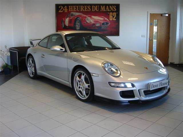 Porsche 911 997 3 8 Carrera 2s Coupe With Gt3 Cup