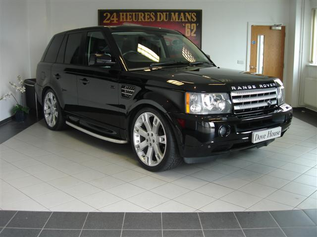 land rover ranger rover sport 2 7 tdv6 hse auto dove house motors northamptonshire. Black Bedroom Furniture Sets. Home Design Ideas