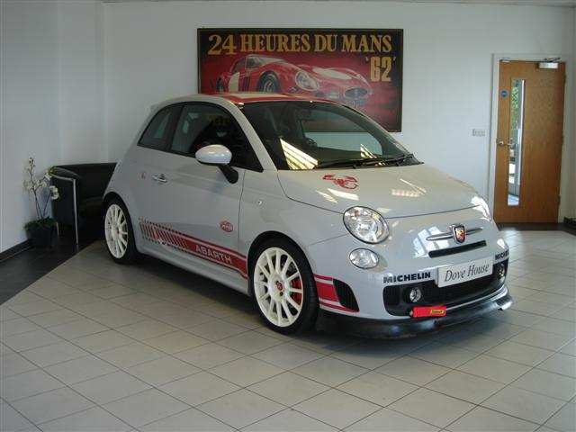 Abarth 500 1 4t Esseesse Limited Edition