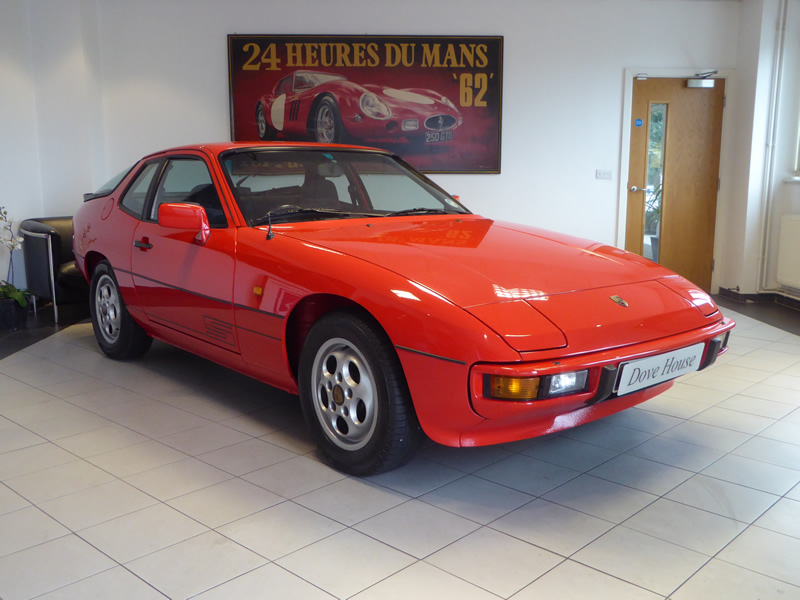 porsche 924 s coupe dove house motors northamptonshire. Black Bedroom Furniture Sets. Home Design Ideas