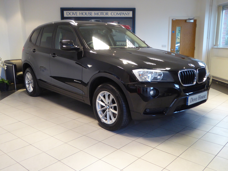 Bmw X3 Xdrive20d Se Auto Dove House Motors Northamptonshire
