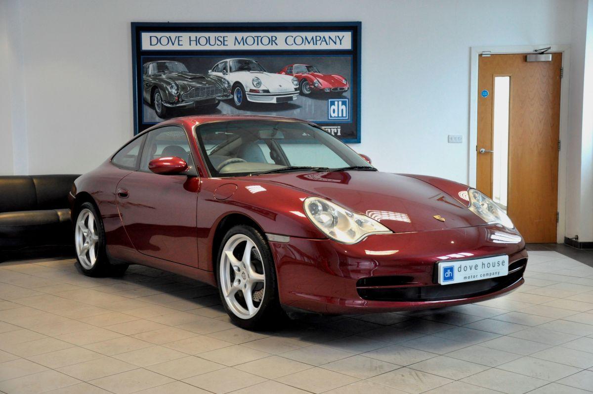 Porsche 911 996 3 6 Carrera Coupe Dove House Motors Northamptonshire