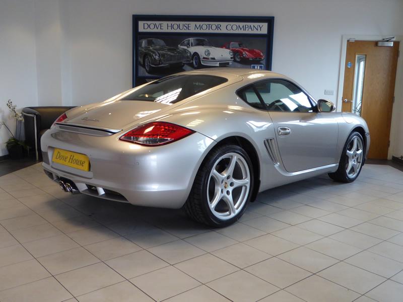 Audi Finance Offers >> Porsche Cayman (987) 2.9 PDK Gen II - Dove House Motors ...